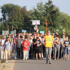 Pielgrzymka do Krypna<br>08-09-2018