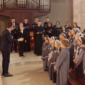 Chorał w liturgii<br>30 listopada 2019