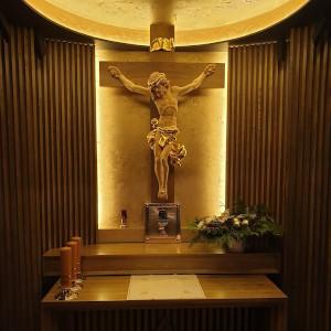 Kaplica<br>św. Jana Vianney'a