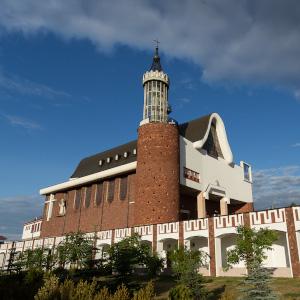 Kościół św. Kazimierza<br>w Białymstoku